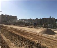 التنمية المحلية تعلن انتهاء تطوير الشوارع المحيطة باستاد القاهرة