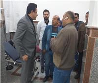 استعدادًا للتطوير.. نائب محافظ القاهرة يتفقد «كبريتاج حلوان»
