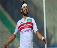 إصابة مدافع منتخب مصر محمود علاء
