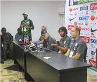 أجيري: راض عن أداء منتخب مصر أمام نيجيريا
