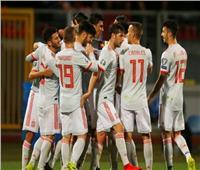 """""""موراتا"""" يقود إسبانيا لفوز سهل على مالطا"""