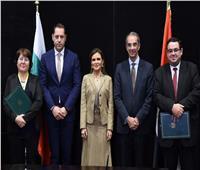 بالفيديو والصور| توقيع مذكرتين تفاهم لدعم المشروعات الصغيرة والمتوسطة بين مصر وبلغاريا