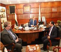 «سعفان» يطلب جدولا زمنيا لتنفيذ مشروعات منظمة العمل الدولية