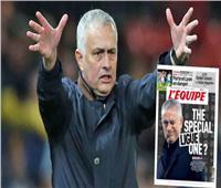 الشائعات تُلاحق «مورينيو» وعلاقته بـ«باريس سان جيرمان»
