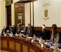 صور  الحكومة توافق على مشروع قانون تنمية المشروعات المتوسطة والصغيرة