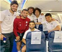 المنتخب الوطني يعود للقاهرة بعد مواجهة نيجيريا وديآ