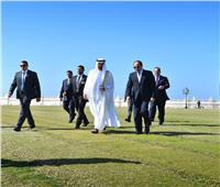 السيسي: الإمارات تحظى بمكانة عالية بقيادة الشيخ خليفة لدى المصريين