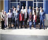 15 طبيبًا من الأردن وبوروندي يطلعون على تجربة مصرية في إنتاج قطرات العيون