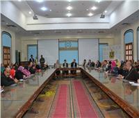«التعليم» تستضيف الخبير التعليمي المصري في اليابان الدكتور حسين زناتى