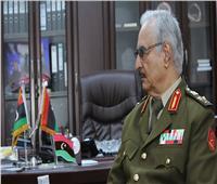 بن سلمان يبحث مع حفتر تطورات الأحداث في ليبيا