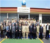 القوات المسلحة تنظم زيارة لوفد برلماني لإدارة التجنيد والتعبئة