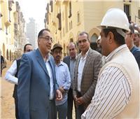رئيس الوزراء يتفقد عددًا من المشروعات القومية بالفيوم