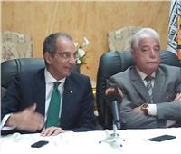وزير الاتصالات يكشف أسباب مشكلات «التابلت المدرسي»