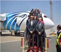 من أمريكا للقاهرة.. تعرف على تفاصيل أول رحلة لـ«طائرة الأحلام»