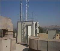 صور| البيئة تعلن إنشاء أول محطة رصد لحظية لملوثات الهواء
