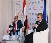 «سعفان»: الرئيس السيسي يرعى احتفالية مئوية منظمة العمل الدولية