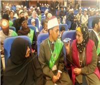 الأول بـ«مسابقة القرآن الكريم» لرئيس جامعة الأزهر: «تنفيذ هذا الطلب يحفظ حياة الطلاب»