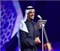 حسين الجسمي من مسرح الأوبرا: أنا فرحان بوقوفي في مكان عريق