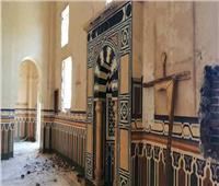 صور| «الأوقاف» تعلق على هدم مسجد عمره 80 عاما بكفر الشيخ