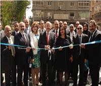 رئيس بنك قناة السويس يفتتح فروع جديدة بالدقي والاسكندرية