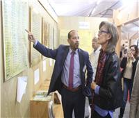 صور  وفد جامعة «الفارابي» يزور جناح الأزهر بمعرض الإسكندرية للكتاب