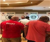 تعرف على نتائج منافسات «زوجي رجال» بطولة مصر الدولية للدراتس