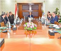 تفاصيل لقاء وزير التنمية المحلية بمحافظ القاهرة ورئيس هيئة النقل العام