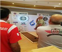 انطلاق منافسات فردي الرجال و السيدات ببطولة مصر الدولية للدارتس