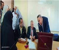 «القوى العاملة» بالإسماعيلية تسلم 47 عقد عمل لضباط حراسة المستشفيات