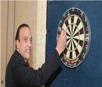 رئيس اتحاد الدارتس: أسعى لتكرار تجربة ليفربول ومحمد صلاح