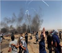 إصابة 7 فلسطينيين في احتجاجات على حدود قطاع غزة
