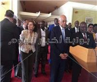 صور| رئيس مجلس النواب يزور بوروندي ويلتقي رئيسها