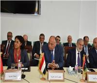 وزير الخارجية يشارك في جلسة تشاورية للوزراء العرب