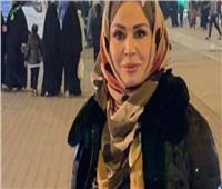 شاهد| أول تعليق من إلهام شاهين على ارتدائها الحجاب في العراق