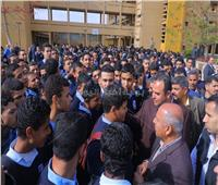 وزير النقل لطلاب معهد «وردان»: أنتم شركاء في تحسين منظومة السكك الحديدية