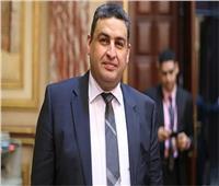 النائب محمد العقاد: الرئيس السيسى يعمل لمصلحة محدودى الدخل