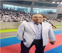 رئيس اتحاد الكاراتيه: البطولة العربية تنافس البطولات العالمية