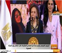 فيديو| ميرفت التلاوي: الجيش المصري قادر على إتمام المشروعات بالوعي