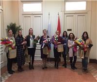 تكريم روسي للمرأة في أعياد الربيع