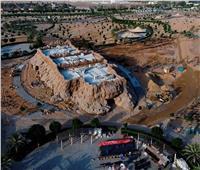 فيديو| حكاية «الحديقة القرآنية» وكهف المعجزات في دبي