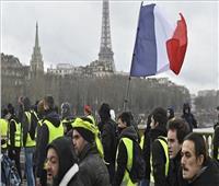 تراجع أعداد محتجي «السترات الصفراء» في الأسبوع العشرين من التظاهرات بفرنسا