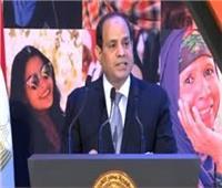 نساء كرمهن السيسي في احتفالية المرأة المصرية.. تعرف على إنجازاتهن