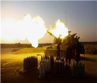 مدفعية الاحتلال الإسرائيلي تقصف نقطة رصد وسط قطاع غزة