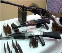 ضبط 26 قطعة سلاح و126 طلقة وحشيش فى حملة أمنية بسوهاج