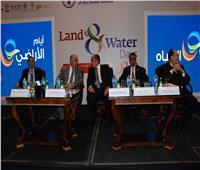 «ممثل الفاو»: تعزيز الإنتاج الزراعي الذي تستهلك مياه أقل «ضرورة»
