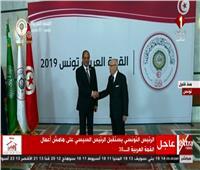 بث مباشر| الرئيس التونسي يستقبل «السيسي» على هامش القمة العربية