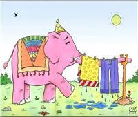 الأربعاء .. افتتاح معرض كاريكاتير «عالم الحيوانات المرحة»