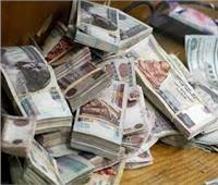 الأموال العامة تضبط شخصين بحوزتهما 5 ملايين دولار و27 مليون جنيه