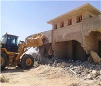 «الإسكان»: تنفيذ 50 قرار إزالة للتعديات على الأراضى بمدينة العلمين الجديدة