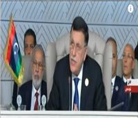 فيديو| فايز السراج: الحلول السياسية هي السبيل لتسوية الأزمة الليبية